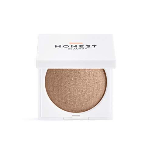 Honest Beauty Luminizing Glow Powder, Dusk Reflection | Talc Free, Paraben Free, Dermatologist Tested, Cruelty Free | 0…