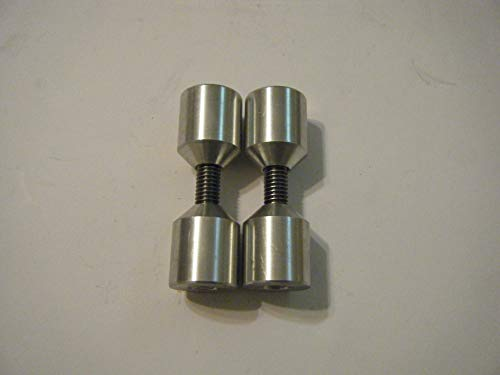 Davis 1'' Alum. Two Hole Pin by Davis