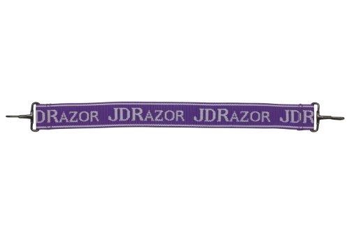 JD RAZOR ショルダーストラップ PURPLE