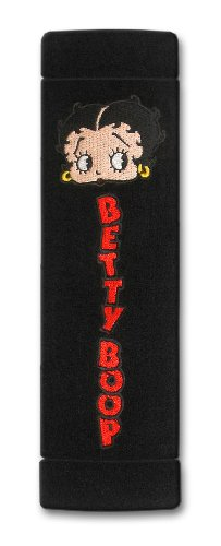 Betty Boop Shoulder Pad - Pack of 1 (Plasticolor Seat Cushion)