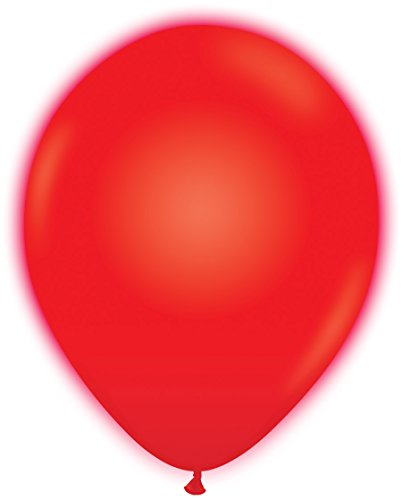Qualatex 50081 Q-Lite LED Lit Latex Balloons, (Lit Balloons)