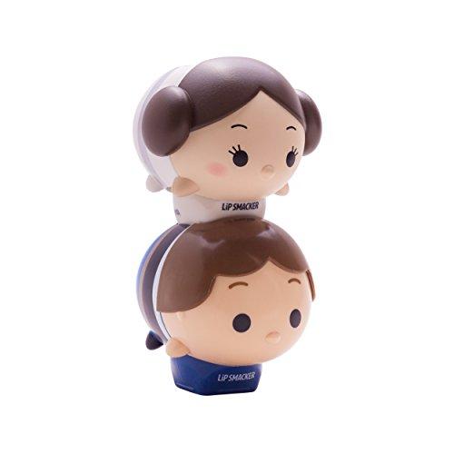 Lip Smacker Disney Star Wars Tsum Tsum Lip Balm Duo - Princess Leia & Han Solo ()