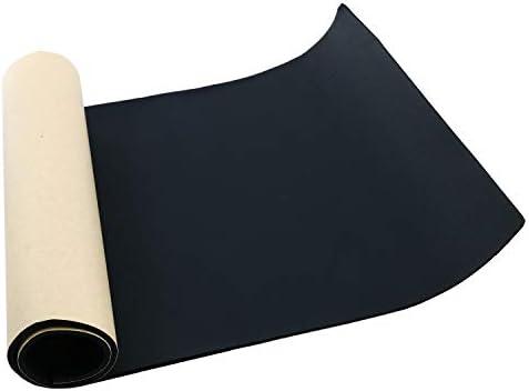 DasMarine Sponge Neopreen met zelfklevende schuimrubberen plaat gesneden op meerdere afmetingen en lengtesDIY pakkingen Cosplay kostuum ambachten 032cm dik X 30cm breed x 137cm lang