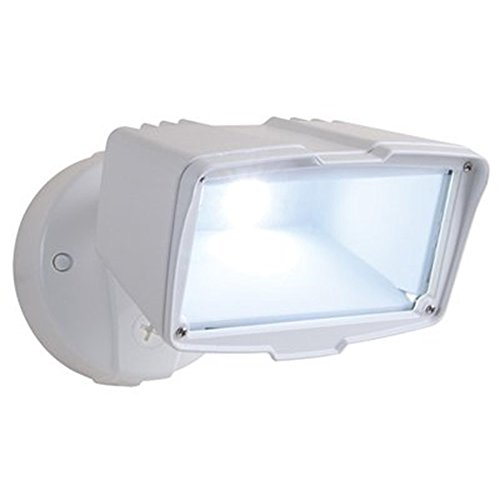 All-Pro Floodlight Outdoor 39 W Led Al White Ul