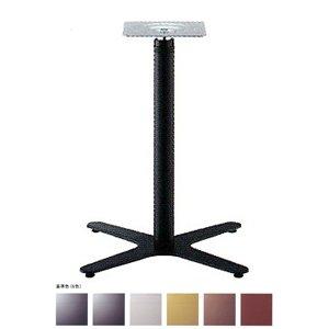 e-kanamono ラチェット昇降式テーブル脚 エリアSC2650 ベース475x475 パイプ60.5φ 受座240x240 基準色塗装 AJ付 高さ670mm~970mm ゴールドメタリック B012CF2VNY ゴールドメタリック ゴールドメタリック