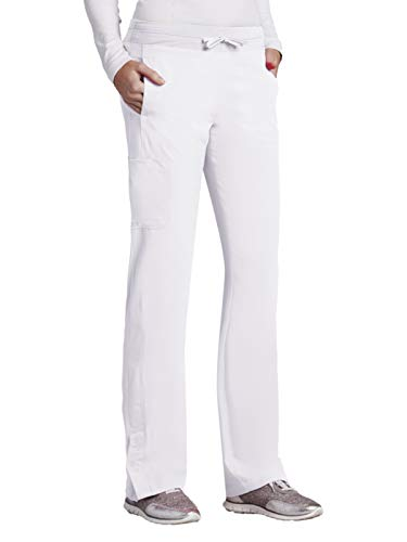 Barco One 5205 Cargo Track Pant White M Petite