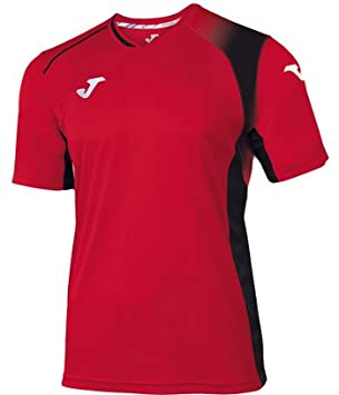 Joma - Camiseta pádel , talla xxl, color picasho / rojo: Amazon.es ...