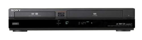 Sony RDR-VX555 Tunerless DVD Recorder/VHS Combo Player by Sony
