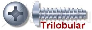 (8000pcs) 8-16X3/4 Plastite Alternative Screws Pan Phillips Drive Steel, Zinc Plated from ASPEN FASTENERS