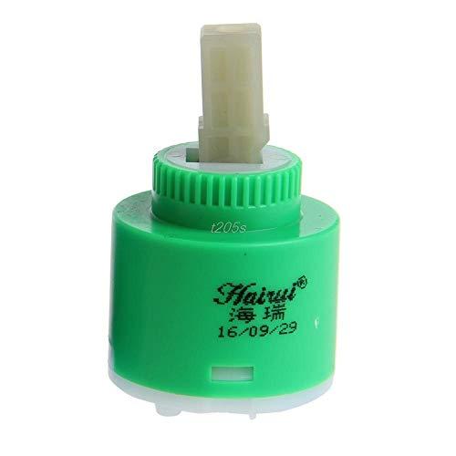 Lembem - 35mm/40mm Ceramic Disc Cartridge Inner Faucet Valve Water Mixer Tap T12