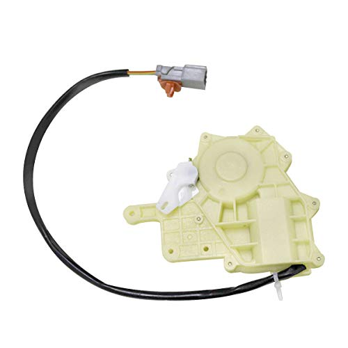 72115-S04-A02 Power Door Lock Actuator Motor Front Right Passenger Side Compatible for 96-00 Honda Civic Coupe Sedan 72115-S00-A01 - Honda Door 4 Civic 00