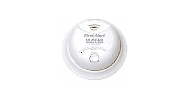Amazon Com Spy Associates Hi Res Smoke Detector Self Recording