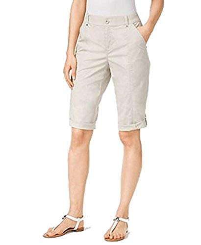 - Style & Co. Women's Cuffed Skimmer Shorts (8P)