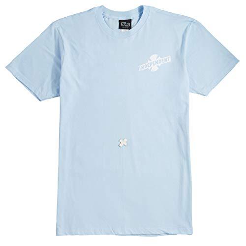 T-Shirt - Powder Blue - LG ()