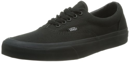 Vans Era Black Black Skate Shoes 7 Men Us   8 5 Women Us  Black Black