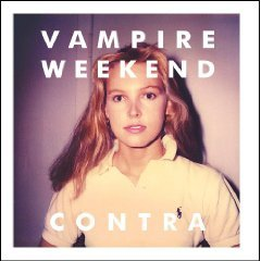 Pop CD, Vampire Weekend - Contra[002kr]