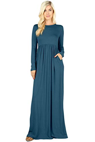 light blue plus size maxi dress - 9