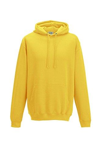 Awdis CollegeHoodie XXL,Gelb - Sun Yellow