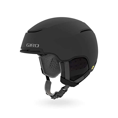 ns Snow Helmet Matte Black MD 55.5–59cm ()
