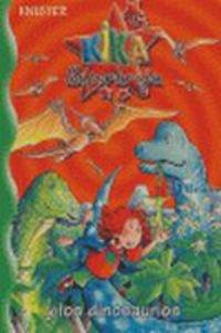 Kika Superbruja y los dinosaurios par KNISTER
