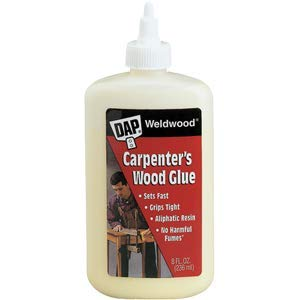 Dap 00493 1G Weldwood Carpenter Glue - 4ct. Case ()