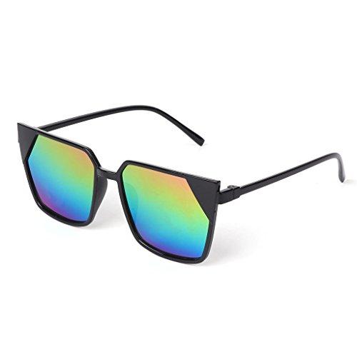 11 marco espejo 5 venta sol para de JAGENIE Gafas protección UV400 de cuadradas ZpPTqvRw