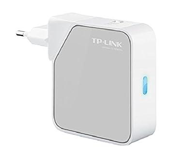 TP-Link TL-WR810N V2.0 N300 WLAN Nano Router (portátil,