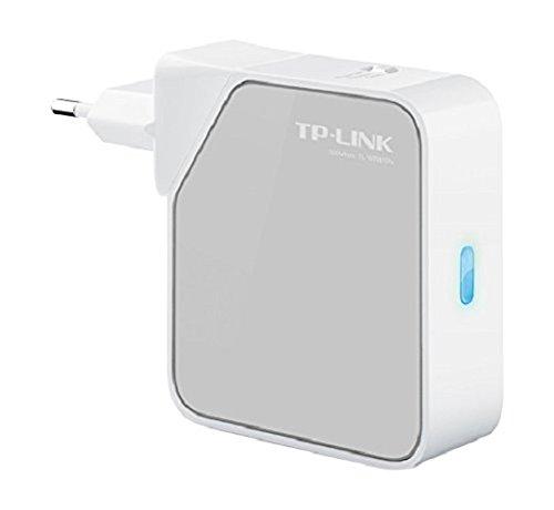 45 opinioni per TP-Link TL-WR810N Router Tascabile/AP/Adattatore TV/Ripetitore Wi-Fi 300 Mbps, 2