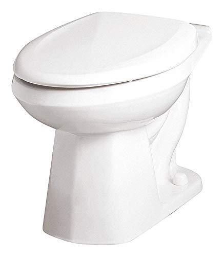 Gerber Bowl Toilet Elongated (Gerber Toilet Bowl, Floor Mounting Style, Elongated, 1.28 Gallons per Flush)