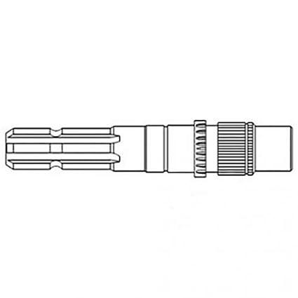 Amazon com : All States Ag Parts PTO Shaft - 540 RPM