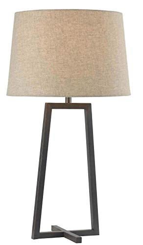 Kenroy Home 32150ORB Ranger Table Lamp