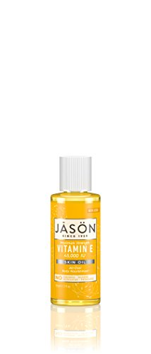 JASON Vitamin E 45,000 IU Maximum Strength Oil, 2 oz. (Packaging May Vary)
