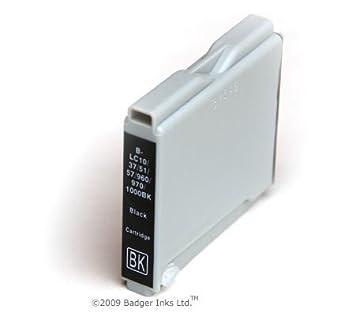 Brother Fax 1460 black Patrone für Brother  LC-970BK//LC-1000BK