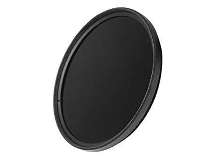 Fotga 77mm Infrared Infra-red IR Pass X-Ray 650nm Lens Filter for Sony Nikon Canon Pentax Olympus Leica Samsung Fujifilm DSLR Camera