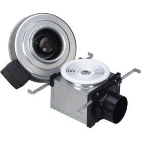 Fantech Bath Fan PB110L7, 120V, 1 PH, 110 CFM, 7W LED Light, 4