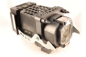 Amazon.com: Sony KDF-55E2000 rear projector TV lamp with housing ...