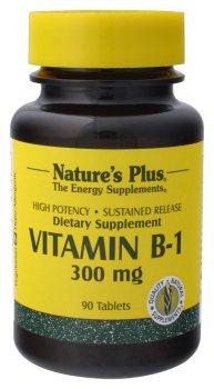 Nature Plus - Vitamine B-1, 300