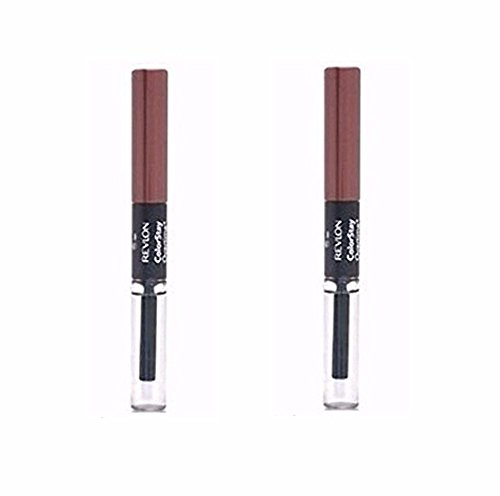 Revlon/Colorstay Overtime Lipcolor( Eternally Tan) .7 Oz