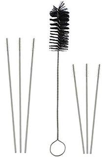 Outus 6 Pieces Hummingbird Feeder Parts Cleaning Brush Mini Nylon Brush Set