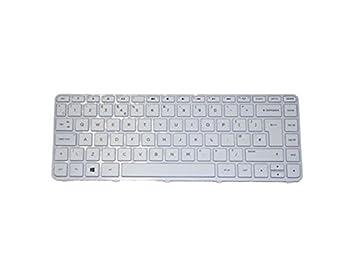 HP 740103-071 Teclado Refacción para Notebook - Componente para Ordenador Portátil (Teclado, Español, Pavilion 14, Pavilion 14 TouchSmart, ...