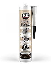 K2 K2 B200 siliconen tot 350°C, 300g, zwart
