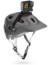 GoPro GVHS30 Vented Helmet Strap Mount, Black