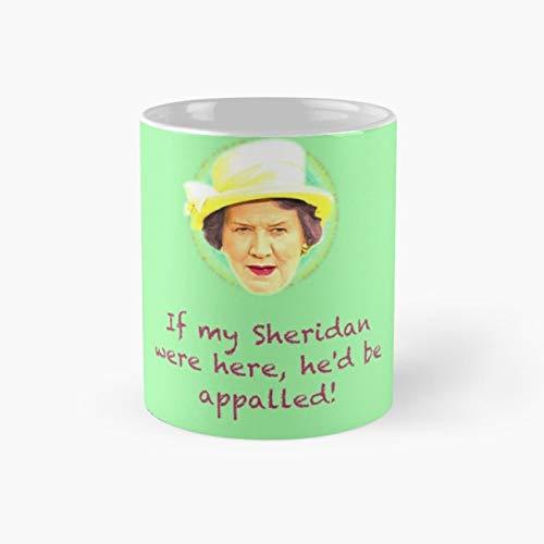 My Sheridan Mug, funny Funny Mugs, 11 Ounce Ceramic Mug, Perfect Novelty Gift Mug, Tea Cups, Funny Coffee Mug 11oz, Tea -
