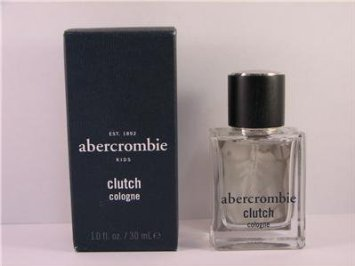 ABERCROMBIE & FITCH CLUTCH 1.0 oz (30 ML) Cologne for Kids Boy