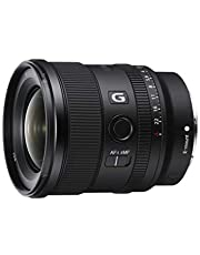 Sony FE 20mm F1.8 G Full-Frame Large-Aperture Ultra-Wide Angle G Lens, Model: SEL20F18G