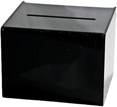 FixtureDisplaysPlinko Board Donation Box Fundraising Stand Kid Fun Coin Drop Game Charity Kiosk 18138NEW-NF No