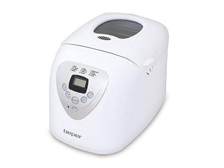 Beper A Máquina panificadora color blanco