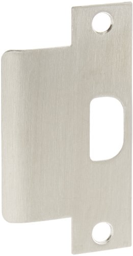 Don-Jo EST 102 13 Gauge Extended Lip ANSI Strike, Satin Stainless Steel Finish, 2'' Width x 4-7/8'' Height (Pack of 5) by Don-Jo