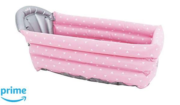 Olmitos 1111 Bañera Hinchable, Rosa: Amazon.es: Bebé
