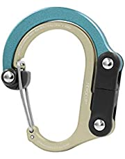 HEROCLIP Carabiner Clip and Hook (Mini)   for Travel, Luggage, and Small Bags